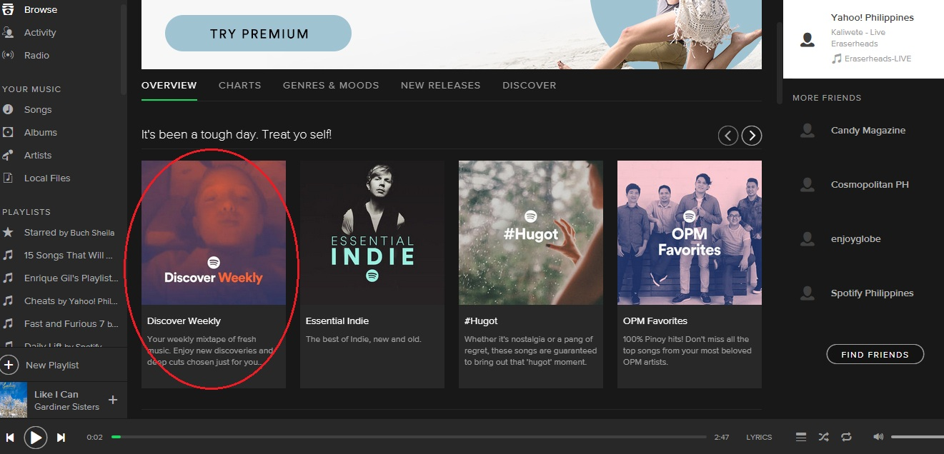 How to join spotify premium