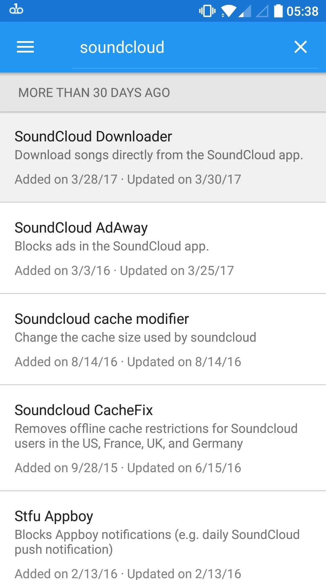 Where does soundcloud download to
