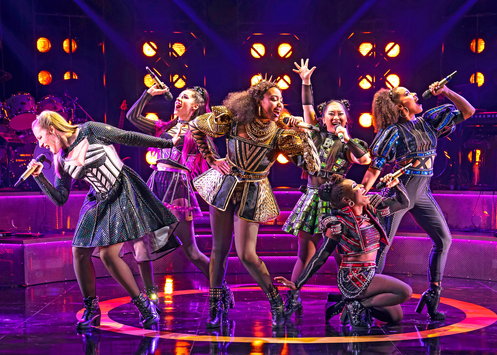 New york the musical