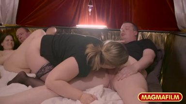 Amateur couples swapping sex