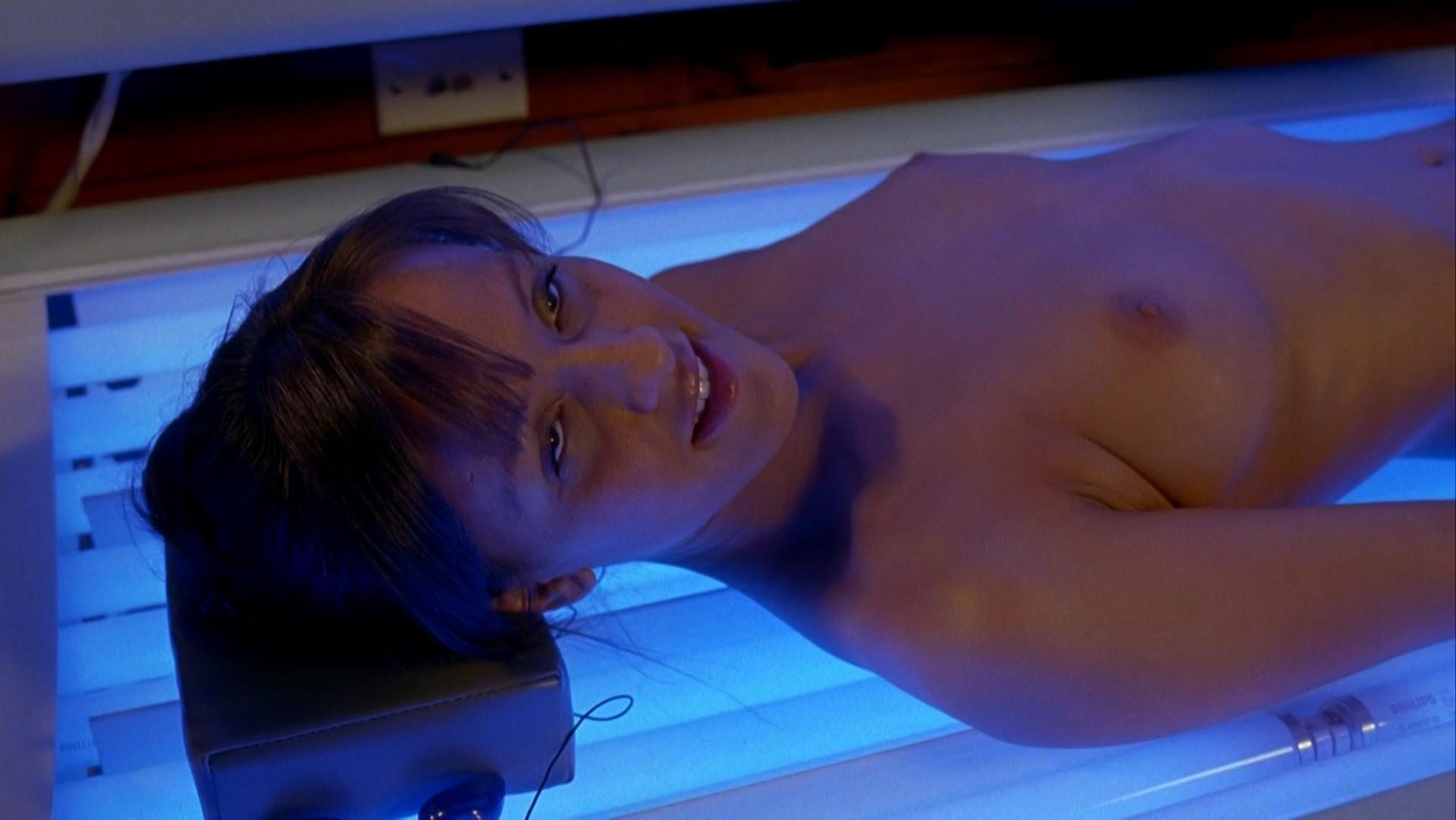 Naked pics of crystal lowe
